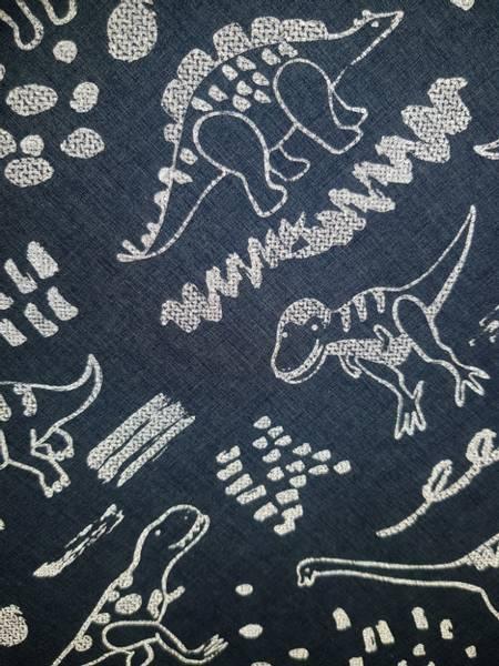 Magic reflekseffekt softshell Dinosaurer