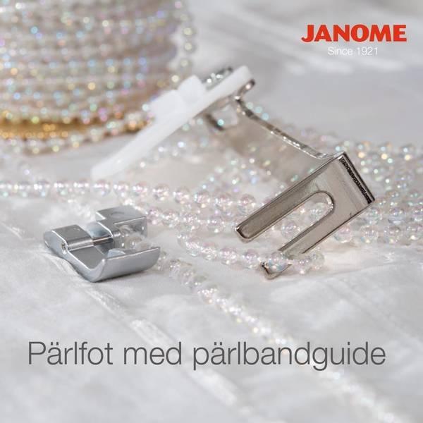 Ny modell Janome My Lock 644E inkl. bonuspak