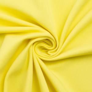 Bilde av Bomulljersey gul farge:312