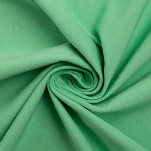 Bilde av Bomulljersey pastel mint farge:603