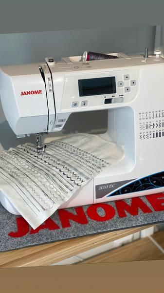 Janome Decor Computer 2030