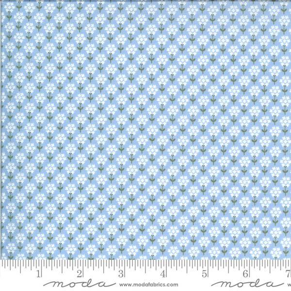 Moda Fabrics Spring Brook Bluebonnet