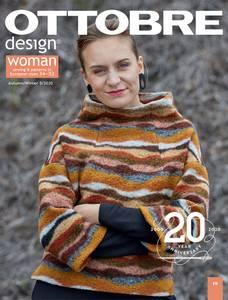 Bilde av Ottobre design Dame nr 5/2020 Engelsk