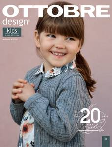Bilde av Ottobre design Barn nr 4/2020 Engelsk