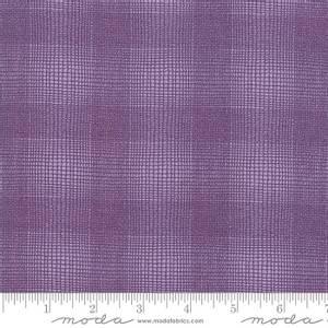Bilde av Moda Clover Meadow Textured Plaid lilla
