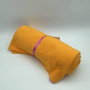 Bilde av Rester French Terry ensfarget gul 1 meter