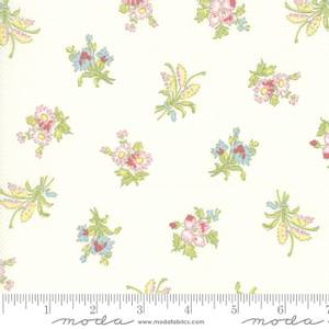 Bilde av Moda Bramble Cottage Linen blomster