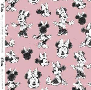 Bilde av Disney Jersey med Minnie Mouse Rosa