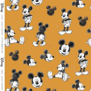 Bilde av Disney Jersey med Mickey Mouse Ochre