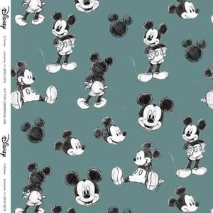 Bilde av Disney Jersey med Mickey Mouse gammelpetrol