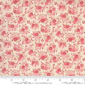 Bilde av Moda fabrics Sanctuary blomster Blush