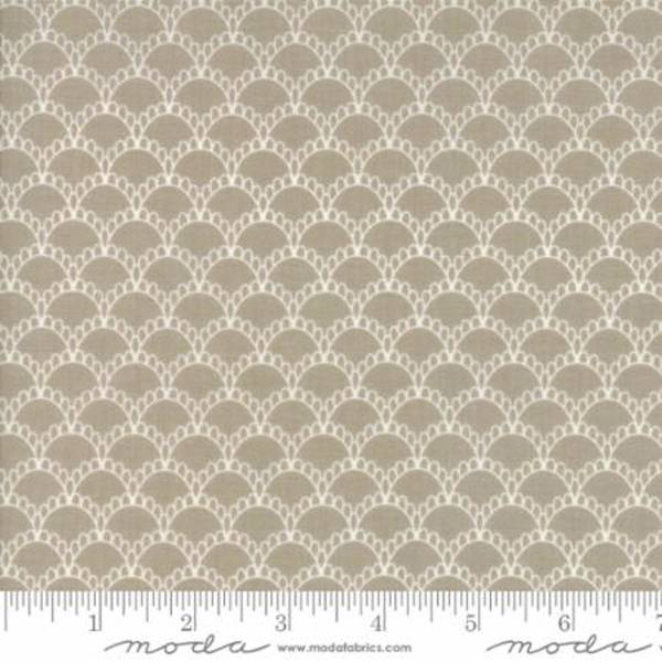 Farmers Daughter Ring Taupe Moda Stoff