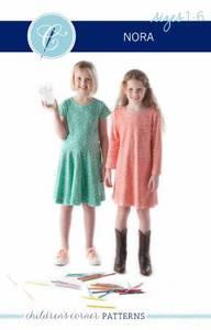Bilde av Nora's Jersey Dress size 7-14 years