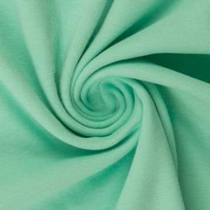 Bilde av Rundstrikket ribb pastel mint green