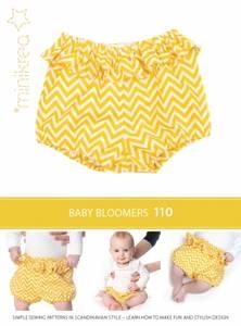 Bilde av MiniKrea 110 Baby Bloomers