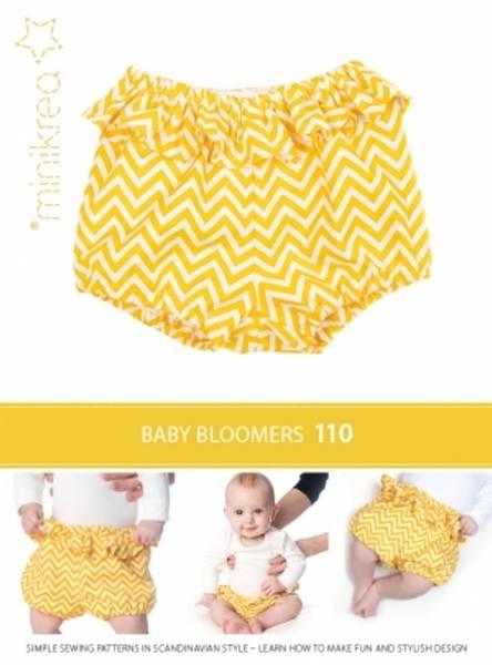 MiniKrea 110 Baby Bloomers
