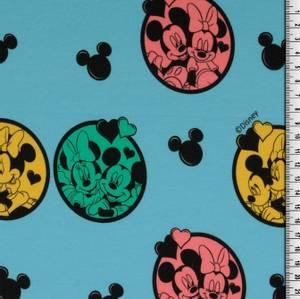 Bilde av BomullJersey med Minnie Mouse