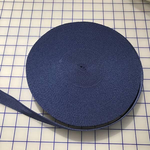 Syntetisk WEBBING – 3cm hanker navy