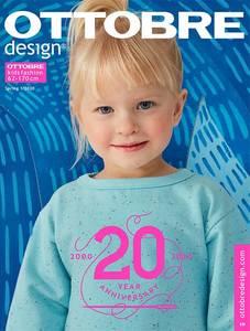 Bilde av Ottobre design barn nr 1/2020 Svensk