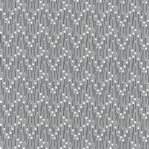 Bilde av Bomullstoff Grey Pins Sewing