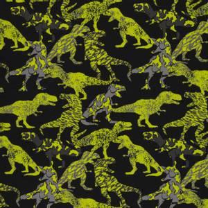 Bilde av Bomull med Dinosaurer pris per meter