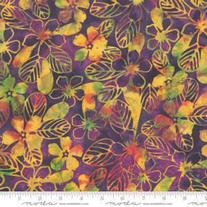 Bilde av Moda Batiks Aloha Multi blomster