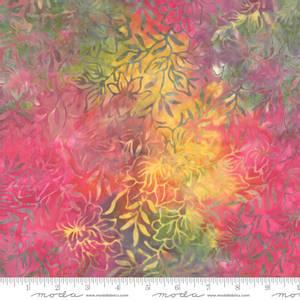 Bilde av Moda Batiks Aloha Multi blomster og blad
