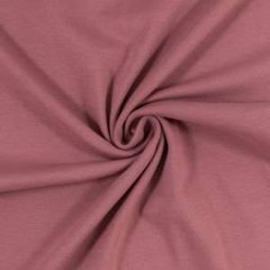 Bilde av Rundstrikket ribb ensfarget gammel rosa