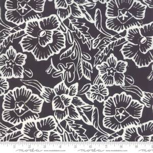 Bilde av Moda Batiks Aloha Black and White