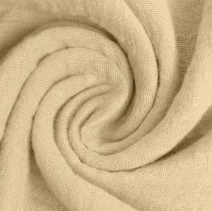 Bilde av Musselin - Double Gauze lys beige