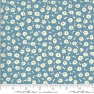 Bilde av Moda Its Elementary blomster blue