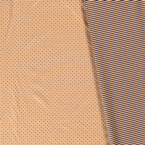 Bilde av dobbeltstrikket jersey Varm Sand
