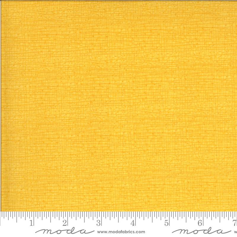 Moda Solana Thatched Buttercup