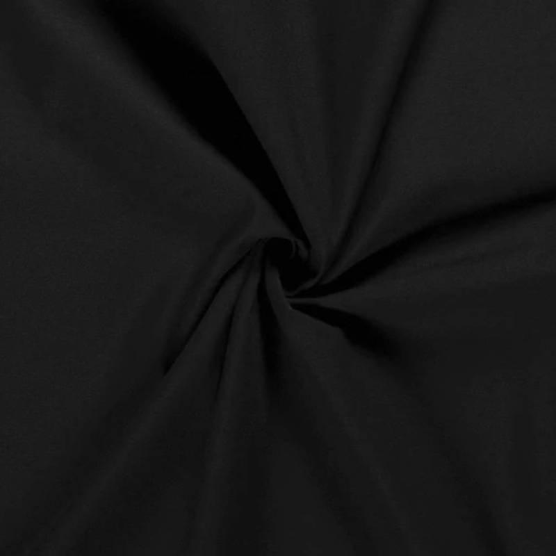 TWILL svart Vasket