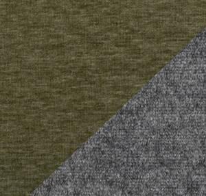 Bilde av Alps-Fleece melert Olive (Minky fleece baksiden)