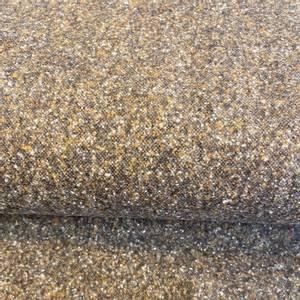 Bilde av Ull stoff Camilla - Made in Italy - melert beige