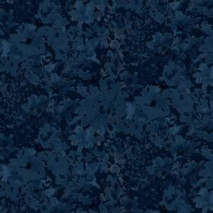 Bilde av Bomull stoff Navy Textured Allover