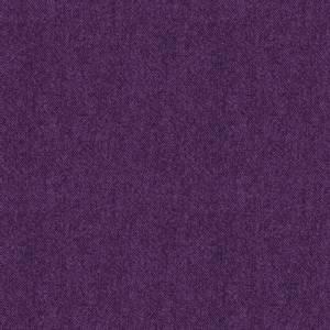 Bilde av Bomull stoff Lilla Eggplant Tweed