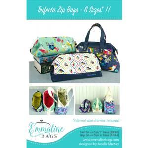 Bilde av Emmaline Bags Trifecta Zip Bag