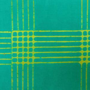 Bilde av Alison Glass Chroma Handcrafted Batik Emerald