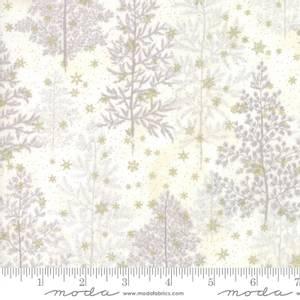 Bilde av Moda Fabrics Forest Frost Glitter Snow