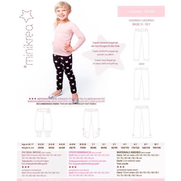 MiniKrea 50330 Leggings