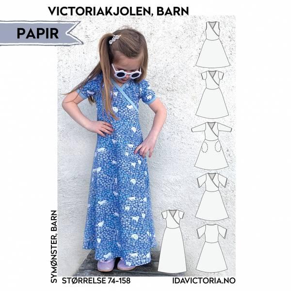 Ida Victoria VICTORIAKJOLEN TIL BARN