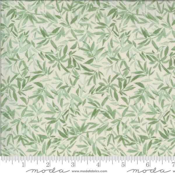 Moda fabrics Lulu Leaves Linen