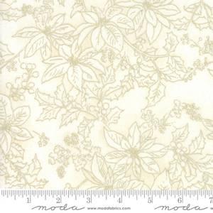 Bilde av Moda Fabrics Forest Frost Glitter natur