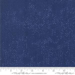 Bilde av Moda fabrics Lulu Spotted Nautical Blue