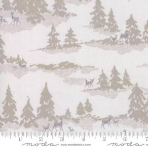 Bilde av Moda Fabrics Forest Frost Glitter Cloud