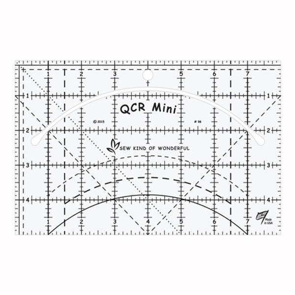 Mini Quick Curve Linjal