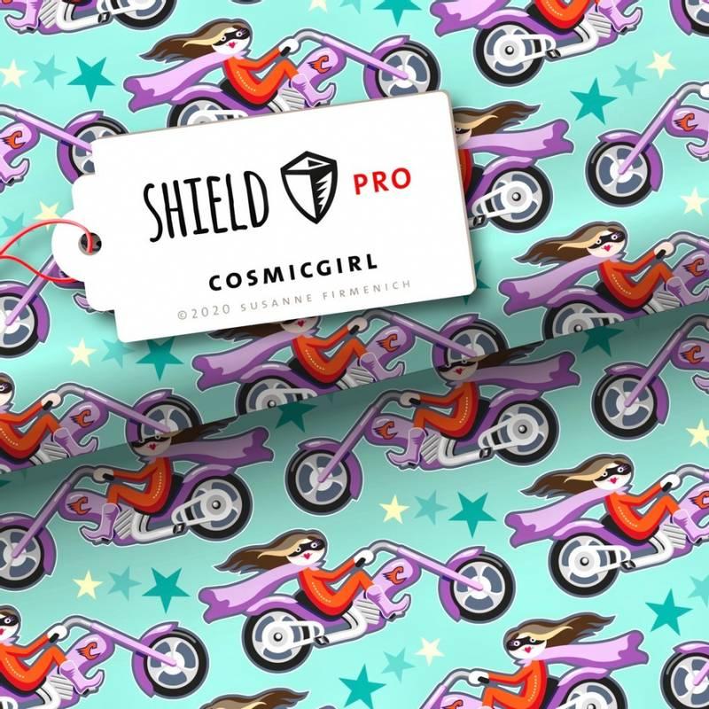 SHIELD PRO motorsykkel mint