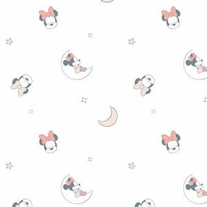 Bilde av Musselin - Gauze Disney Bambino Sleeping Minnie